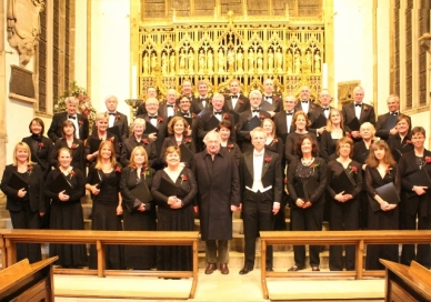Keswick Hall Choir