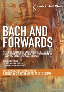Bach - A4 Programme