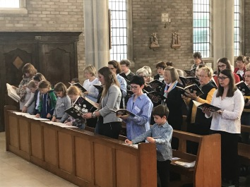 Come and Sing Fauré's Requiem September 2019